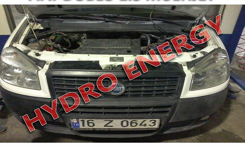 fiat doblo multijet hidrojen yakıt tasarruf cihazı