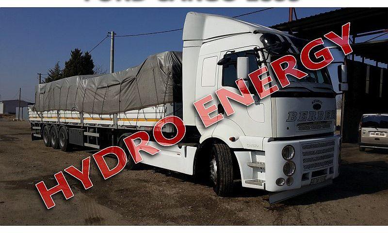 ford cargo 1835 hidrojen yakıt tasarruf cihazı