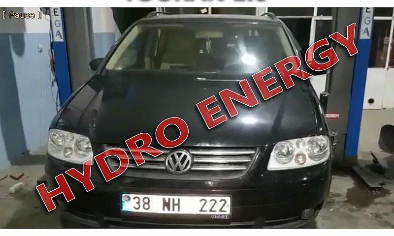VW touran hidrojen yakıt tasarruf cihazı