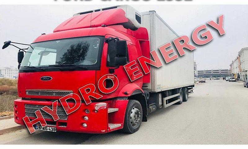 ford cargo 2532 hidrojen yakıt tasarruf cihazı
