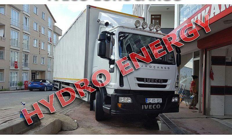 iveco eurocargo hidrojen yakıt tasarruf cihazı