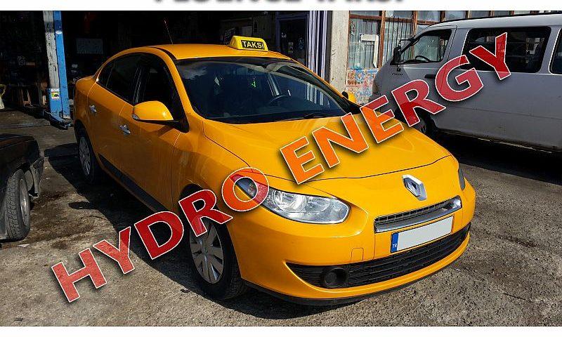Fluence dizel taksi hidrojen yakıt tasarruf cihazı