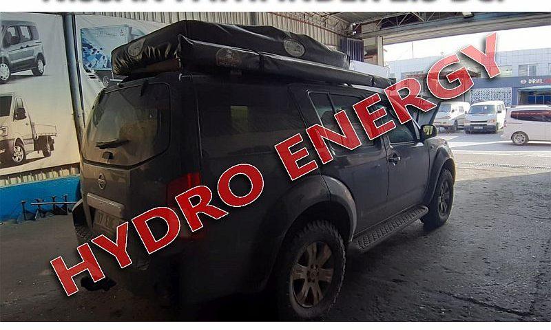 nissan pathfinder montaj hidrojen yakıt tasarruf cihazı