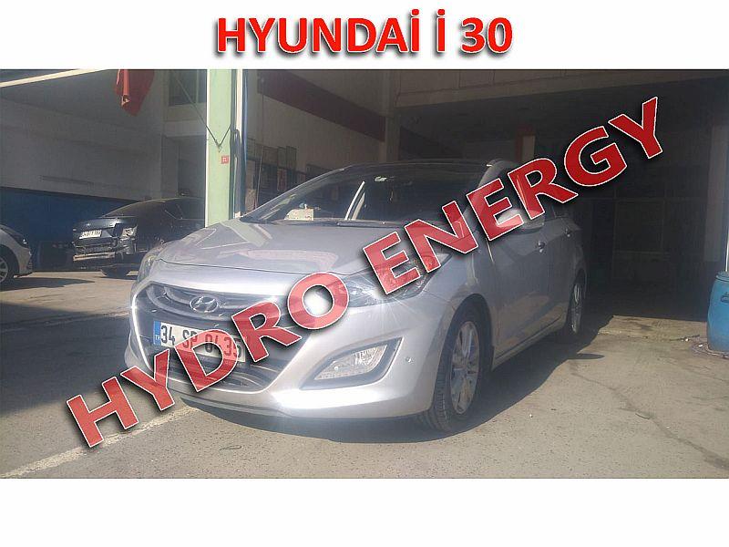hyundai i 30 dizel hidrojen yakıt tasarruf cihazı montajı kçk