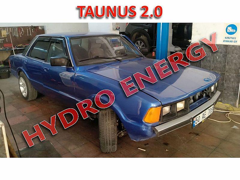 ford taunus hidrojen yakıt tasarruf cihazı montajı kçk